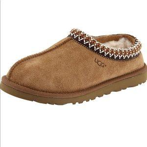 Ugg women's Tasman slippers- chestnut color